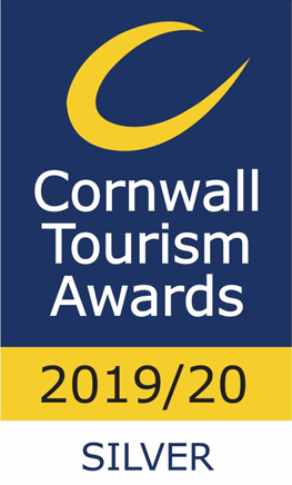 Cornwall Tourism Awards Silver winner