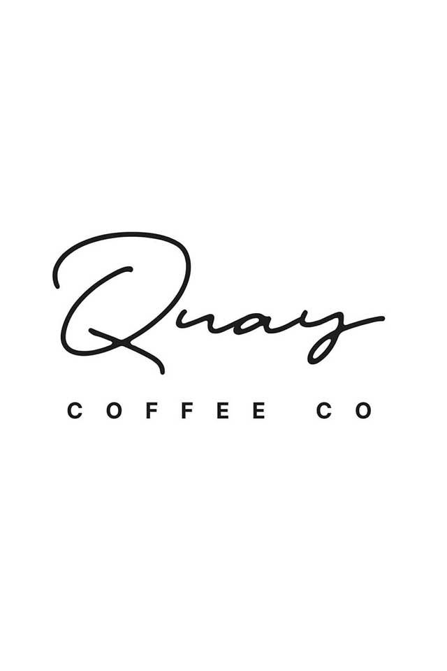 Quay Coffee Newquay Logo