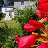 Treseren country house garden in Cornwall