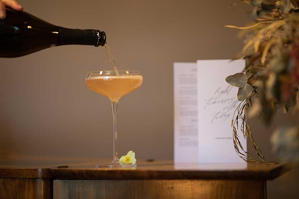 Ellen's Fancy cocktail