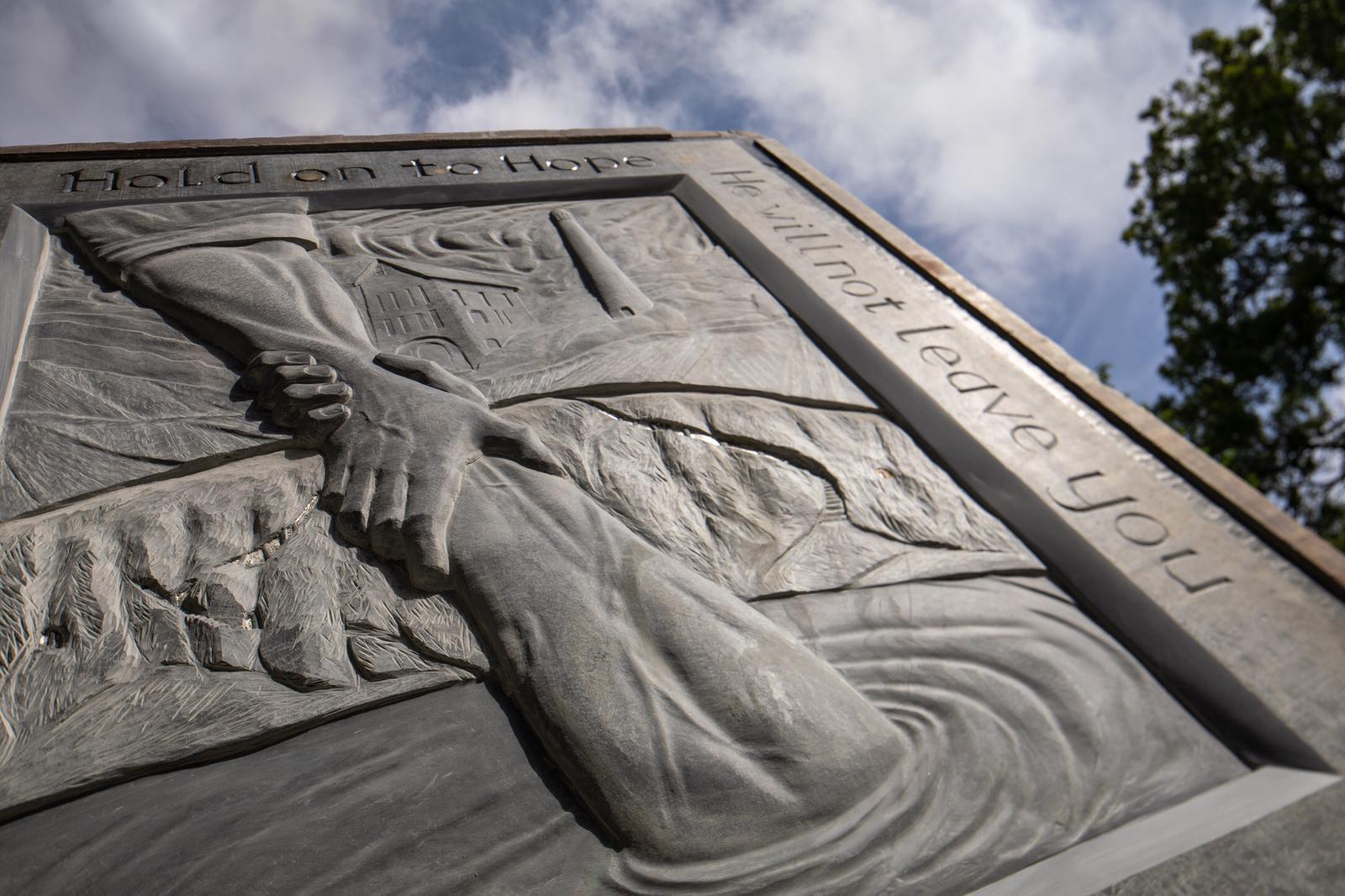 Mining disaster memorial