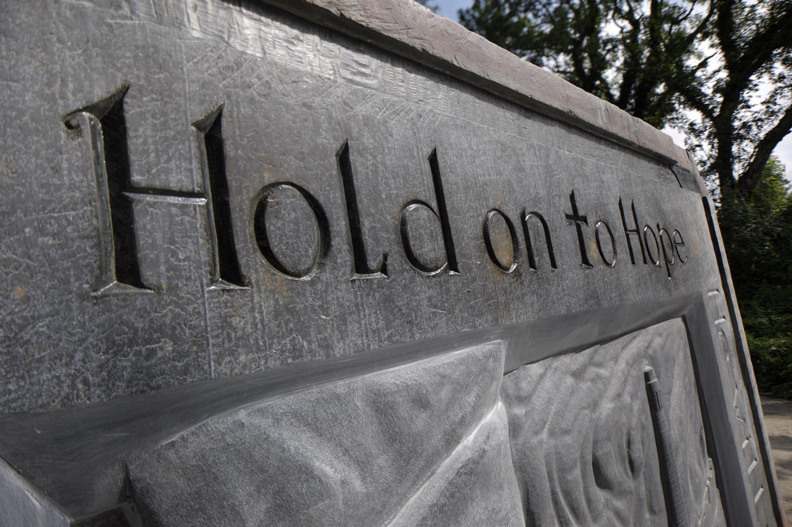 mining disaster slate memorial