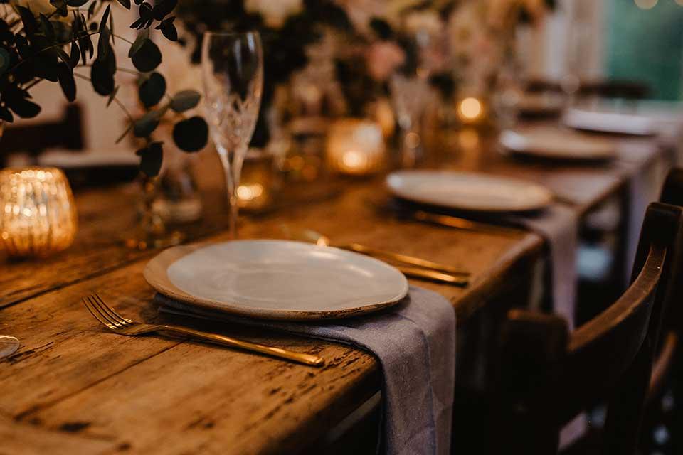 wedding table plan details