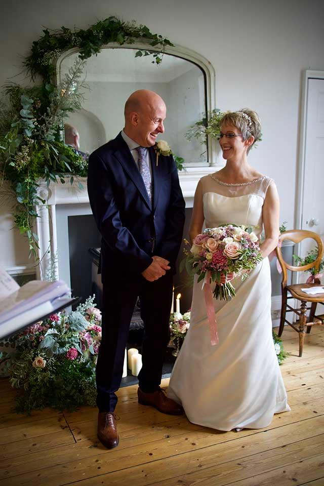 Valentine's Day Wedding Inspiration elopement