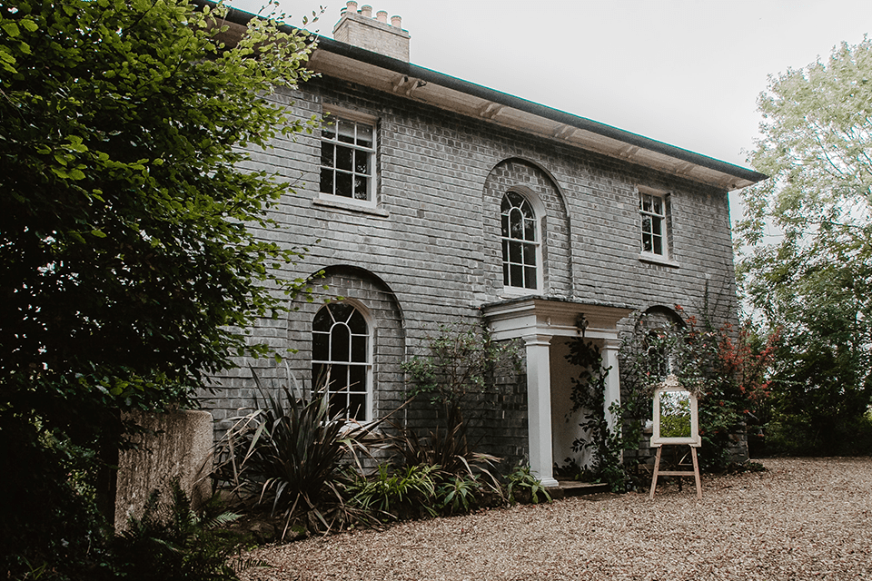 Georgian country house wedding venue